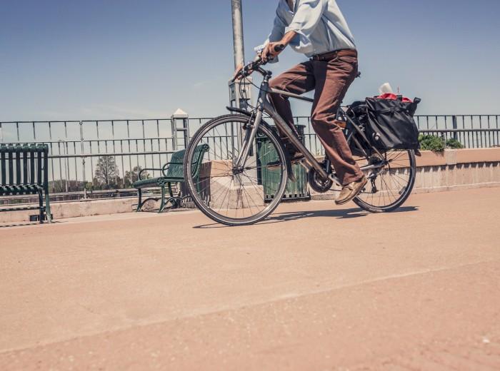 Odszkodowanie dla rowerzysty za potrącenie
